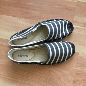 Soludos espadrille flats size 7